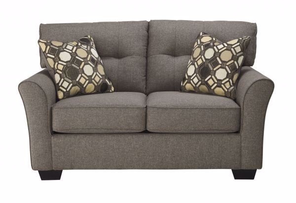 Picture of Tibbee - Slate Loveseat