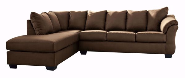 Picture of Darcy - Cafe RAF 2PC Sectional
