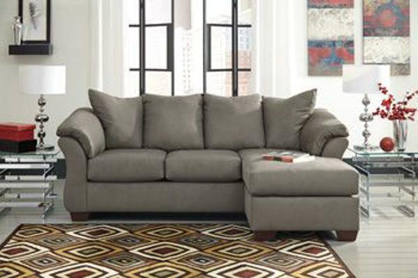 Picture of Darcy - Cobblestone Sofa Chaise