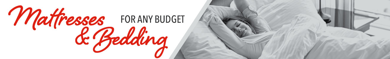 Mattresses and bedding for any budget