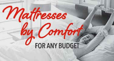 Mattresses by comfort for any budget