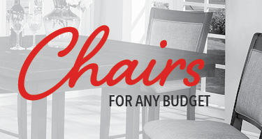 Dining chairs for any budget