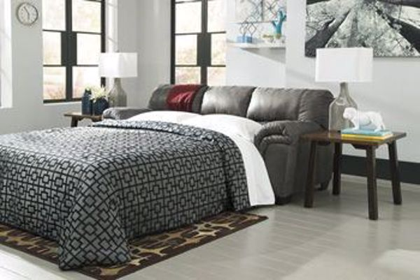 Picture of Bladen - Slate Sleeper Sofa