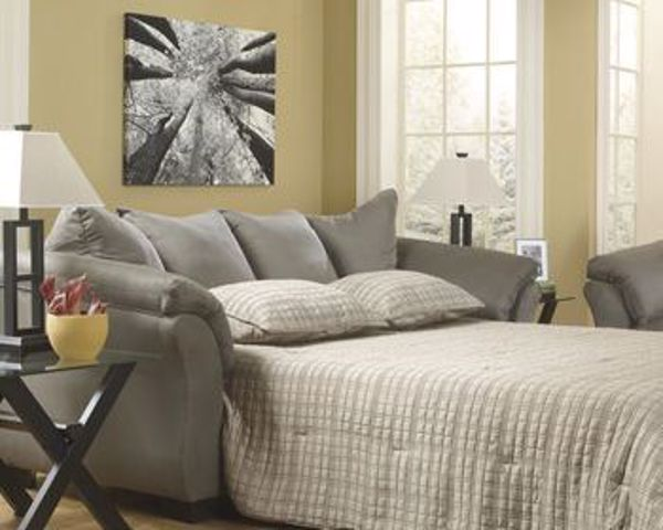 Picture of Darcy - Cobblestone Sleeper Sofa