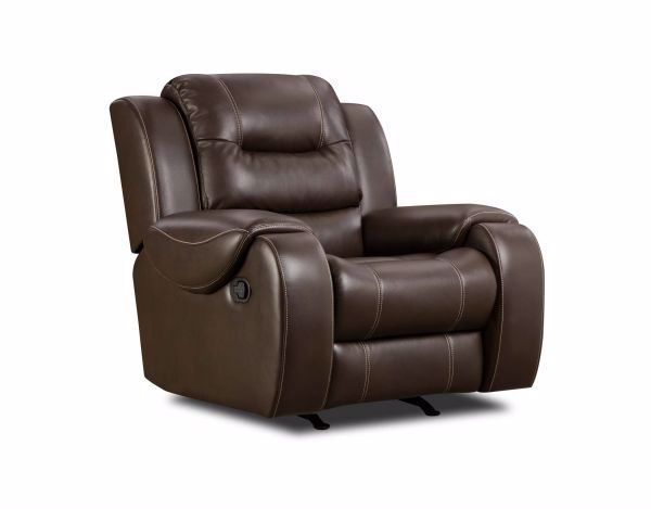 Picture of Jamestown - Umber Rocker Recliner
