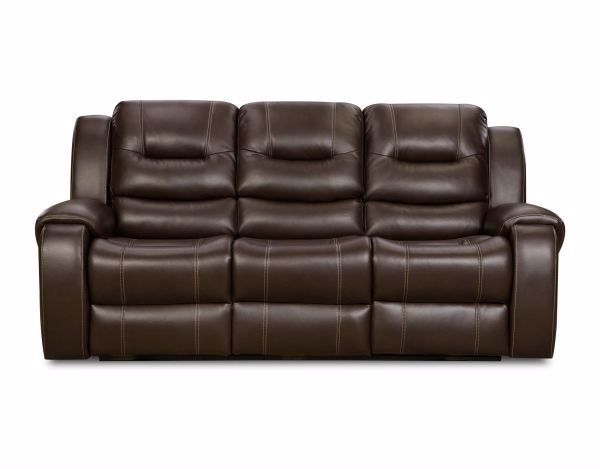 Picture of Jamestown - Umber Reclining Sofa