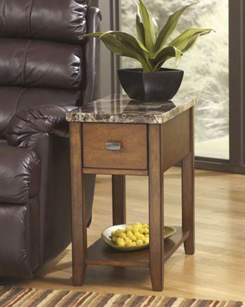 Picture of Breegin - Chairside End Table