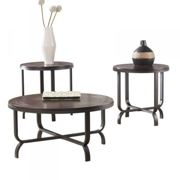Picture of Ferlin - 3-Piece Occasional Tables