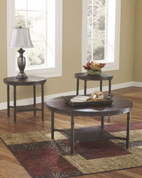 Picture of Sandling - 3pc Occasional Tables