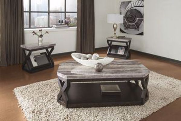 Picture of Radilyn - 3pc Occasional Tables