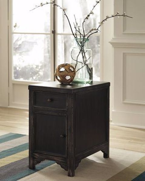 Picture of Gavelston - Chairside Table