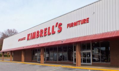Entrance to Kimbrells in Lenoir, NC