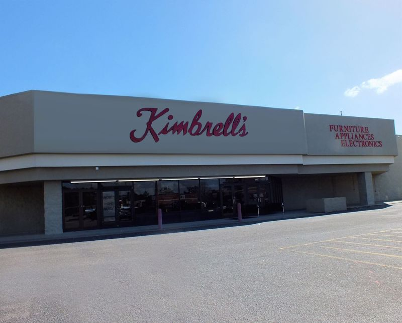Entrance to Kimbrells in Lumberton, NC