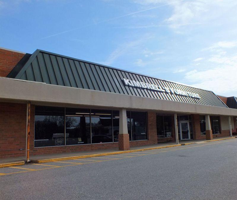 Entrance to Kimbrells in Belton, SC