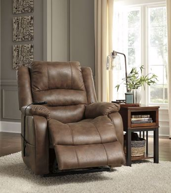 Picture of Yandel - Saddle Power Lift Recliner