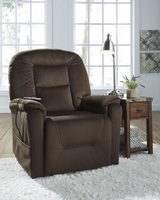 Picture of Samir - Coffee Power Lift Recliner