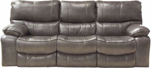 Picture of Camden - Steel Reclining Sofa