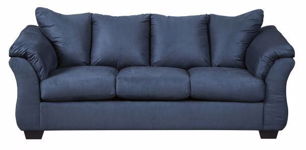Picture of Darcy - Blue Sofa