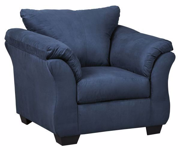 Picture of Darcy - Blue Chair