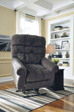 Picture of Ernestine - Slate Power Lift Recliner