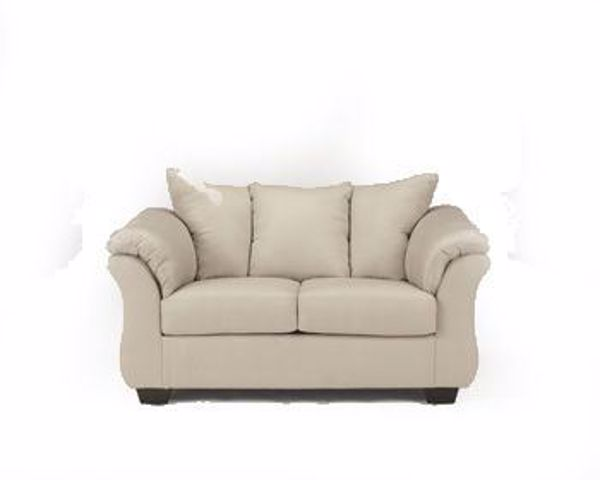Picture of Darcy - Stone Loveseat