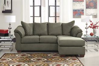 Picture of Darcy - Sage Sofa Chaise