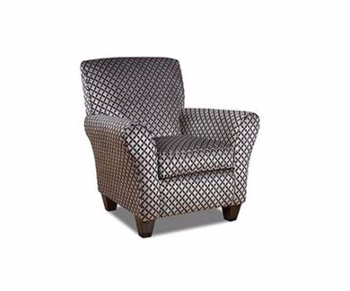 Picture of Niko Onyx - Carbon Accent Chair