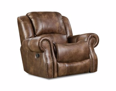 Picture of Waylon - Mocha Rocker Recliner
