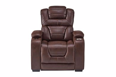 Picture of Transformer - Desert Chocolate Recliner
