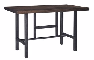 Picture of Kavara - Rectangular Counter Table