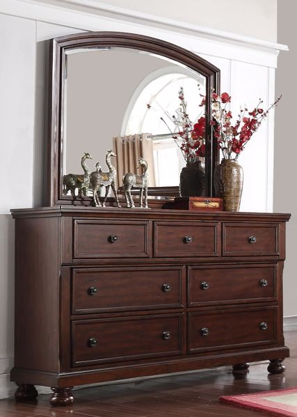 Picture of Prescott - Dresser & Mirror