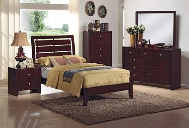 Picture of Evan - Twin Bed