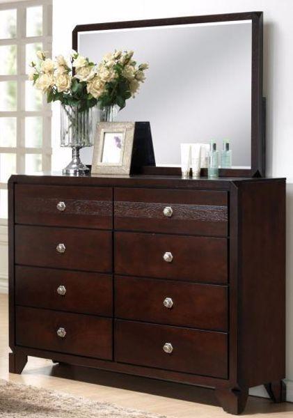 Picture of Tamblin - Dresser & Mirror