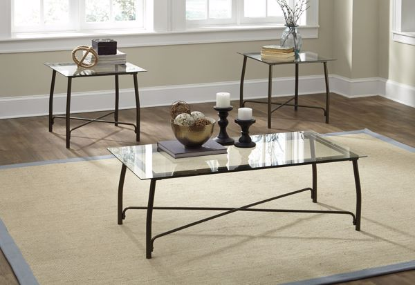 Picture of Burmesque - 3pc Occasional Tables
