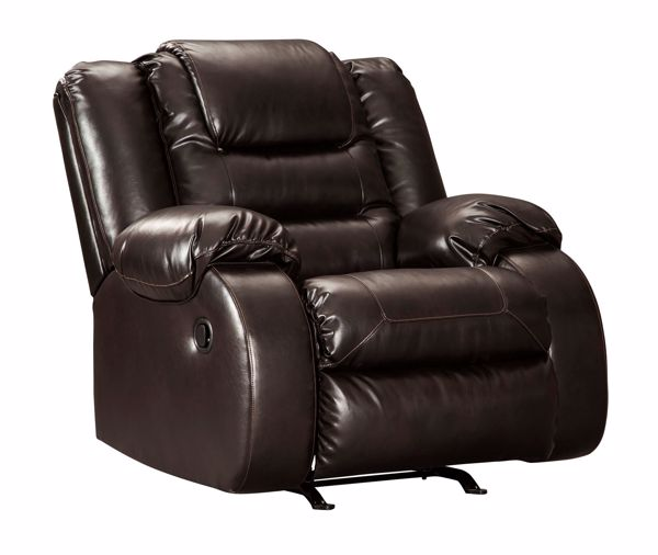 Picture of Vacherie - Chocolate Recliner
