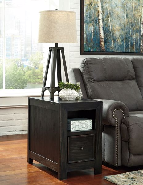 Picture of Gavelston - Chair Side End Table