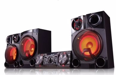 Picture of 2750W Hi-Fi Audio System