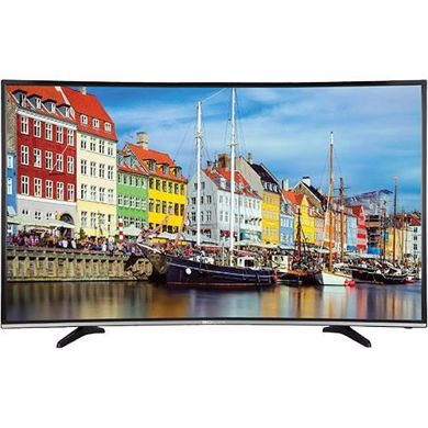 "Picture of 65"" 4K Curved UHD TV"