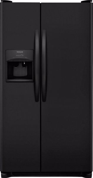 Picture of 23' Black SXS Refrigerator