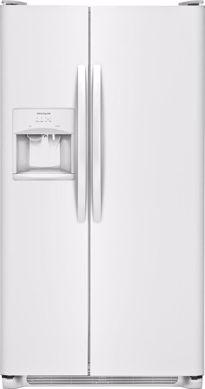 Picture of 23' White SXS Refrigerator