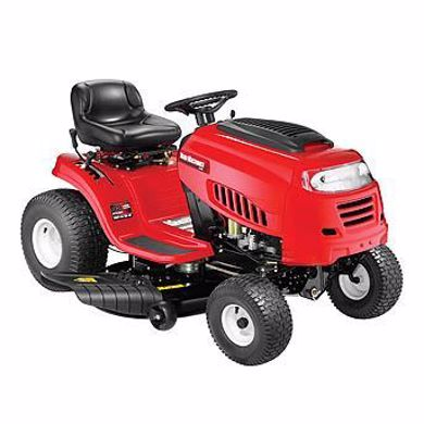 "Picture of 42"" Riding Mower"