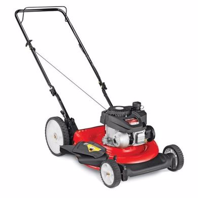 "Picture of 21"" High Wheel Push Mower"