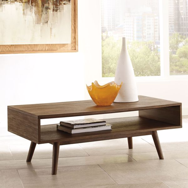 Picture of Kisper - Brown Cocktail Table