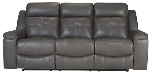 Picture of Jesolo - Gray Reclining Sofa