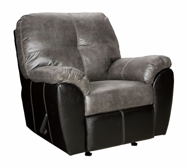 Picture of Gregale - Slate Rocker Recliner