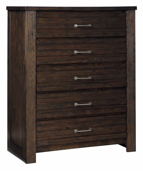 Picture of Darbry - 5 Drawer Chest