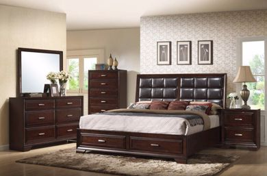 Picture of Jacob - King Storage Bed