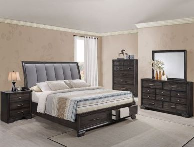 Picture of Jaymes - King Storage Bed