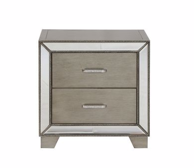 Picture of Cosette - 2 Drawer Nightstand