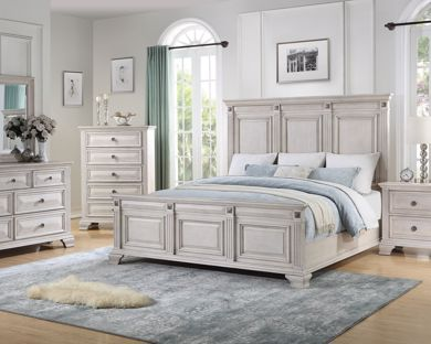 Picture of Passages - Light King Bed